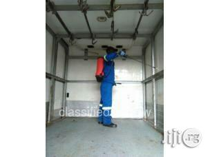 Archive: Cleaning/Fumigation/Polishing Services