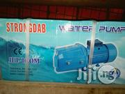 Original Strong Dab Surface Pump. 1hp With Copper Coil | Manufacturing Equipment for sale in Lagos State, Surulere