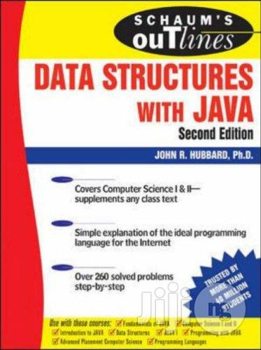 Schaum's Outline Of Data Structures With Java - 2nd Edition