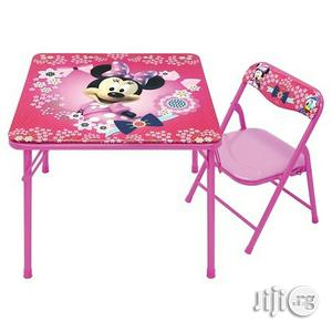 Character Kids Table & Chair Set   Children's Furniture for sale in Lagos State, Ikeja
