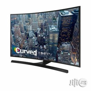 New Samsung 43inch Curve TV | TV & DVD Equipment for sale in Lagos State, Ikeja