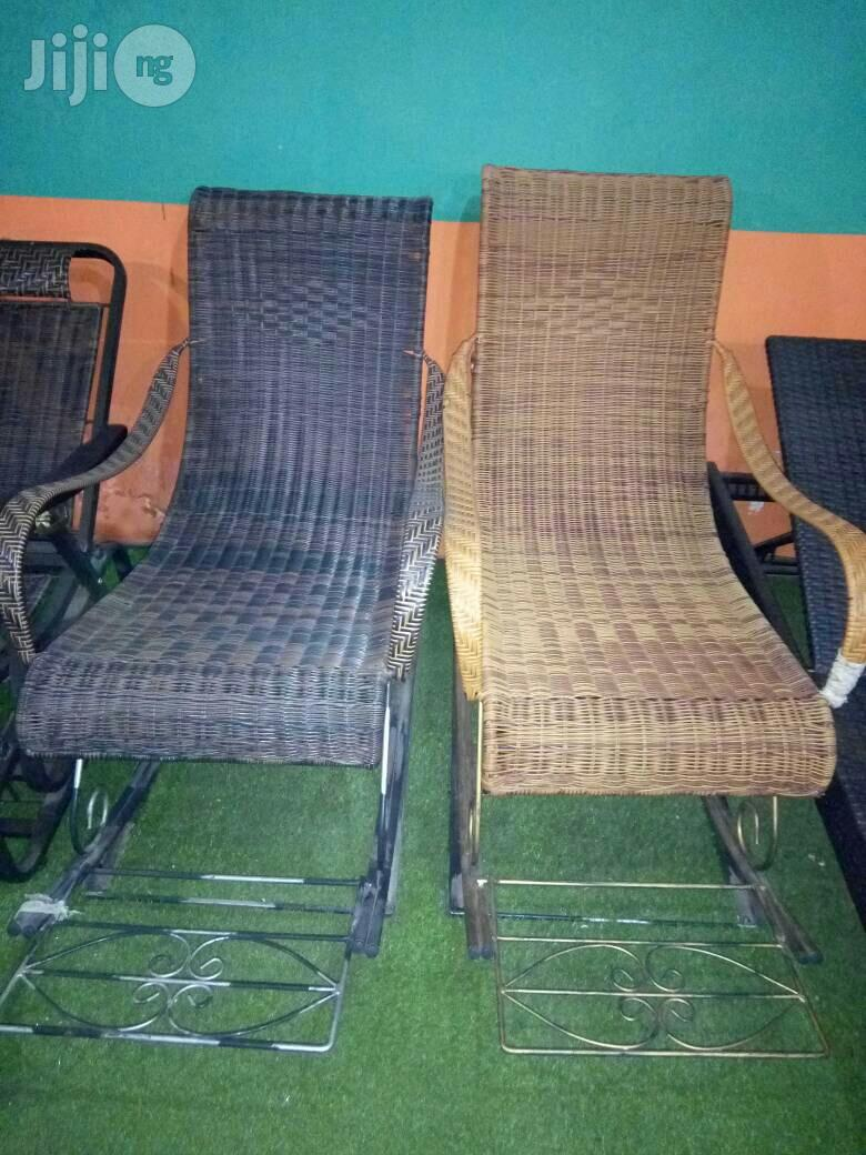 High Quality Unique Cane Garden Chairs