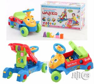 Multi Function Educational Walker - 2 In 1 Set   Children's Gear & Safety for sale in Lagos State, Ikoyi