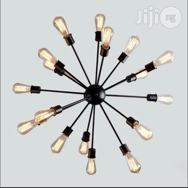 17 In One Italian Chanderlier Light