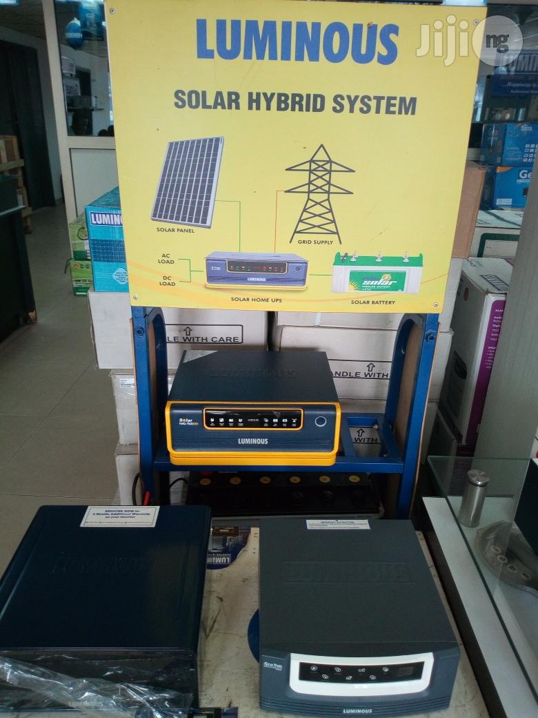 Solar King Industries!!! Get The Best Inverters And Solar Panels | Solar Energy for sale in Ojo, Lagos State, Nigeria