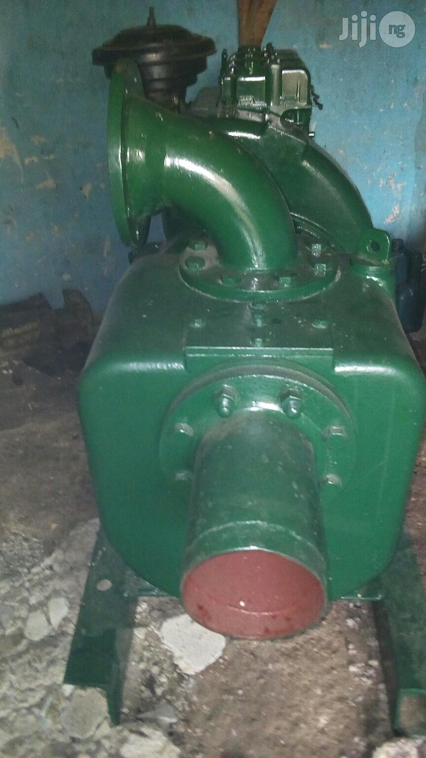 Lister Water Pump Industrial 5inches