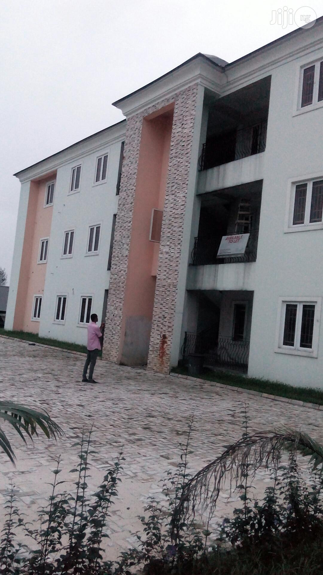 Executive 3 Bedroom With BQ With Federal Light At Oluobansjo Rd PH