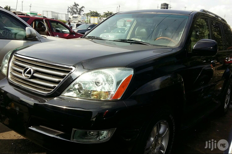 Lexus GX 2006 Black | Cars for sale in Apapa, Lagos State, Nigeria