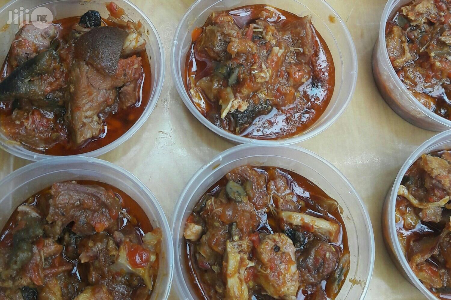 Ofada Sauce ( Bowl) | Kitchen & Dining for sale in Oshodi, Lagos State, Nigeria