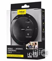 Jabra Speak 510 Bluetooth Speaker Conference Calls Microphone | Audio & Music Equipment for sale in Rivers State, Port-Harcourt