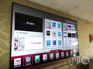 """LG 55"""" 4K UHD Cinema Smart TV With 3D With Woofer 