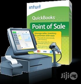Quickbooks Point of Sales Software V18 Permanent Licence | Store Equipment for sale in Lagos State, Alimosho