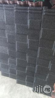 Shingle Black Stone Coated Roofing Tiles Lagos | Building Materials for sale in Lagos State, Lekki Phase 2