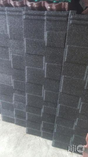 Shingle Black Stone Coated Roofing Tiles Lagos   Building Materials for sale in Lagos State, Lekki