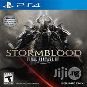 Brand New Final Fantasy XIV: Stormblood - Playstation 4 | Video Games for sale in Lagos State