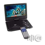 Sony LCD Digital Multimedia Portable DVD EVD Player - Black,   TV & DVD Equipment for sale in Lagos State, Surulere