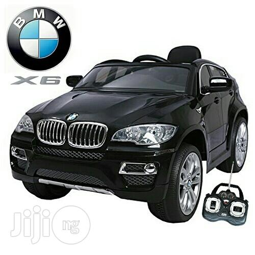 BMW X6 SUV Ride on Car Toy for Kids