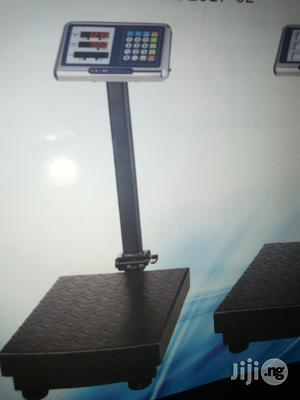 300kg Digital Scale Camry Chaka Plate   Store Equipment for sale in Lagos State, Ojo