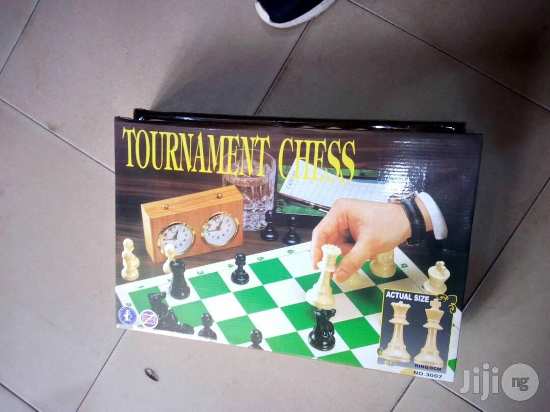 Tournament Chess Board | Books & Games for sale in Ikeja, Lagos State, Nigeria