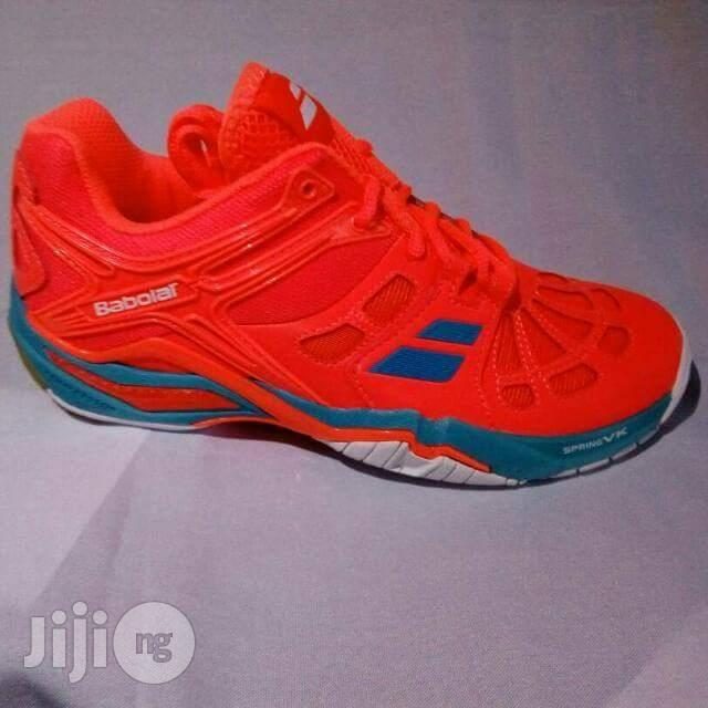 Babolat Lawntennis Nd Badminton Canvas