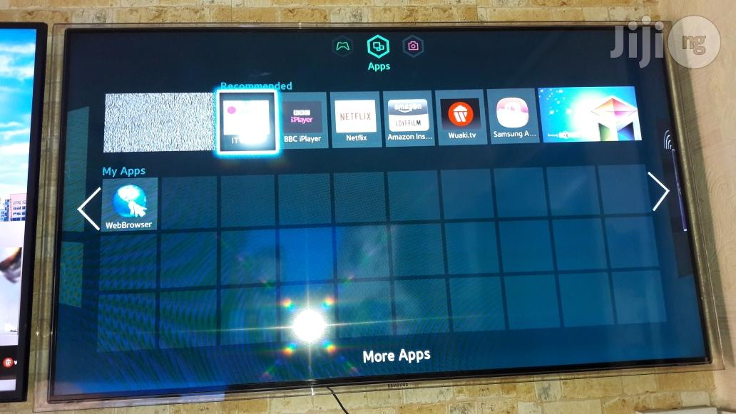 Samsung Smart 3D FULL HD Led TV UE55F6800 55 Inches   TV & DVD Equipment for sale in Ojo, Lagos State, Nigeria