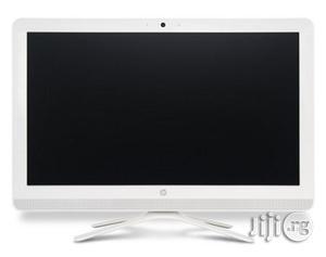 New Desktop Computer HP AiO 20 4GB Intel Pentium 1T   Laptops & Computers for sale in Lagos State, Ikeja