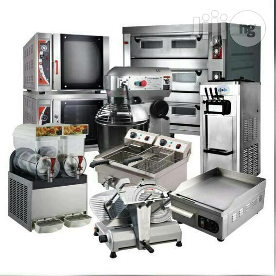 Commercial Bakery and Kitchen Equipment
