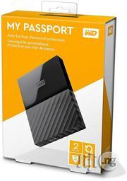 Western Digital My Passport 2TB Portable USB 3.0 External Hard Drive   Computer Hardware for sale in Lagos State, Ikeja
