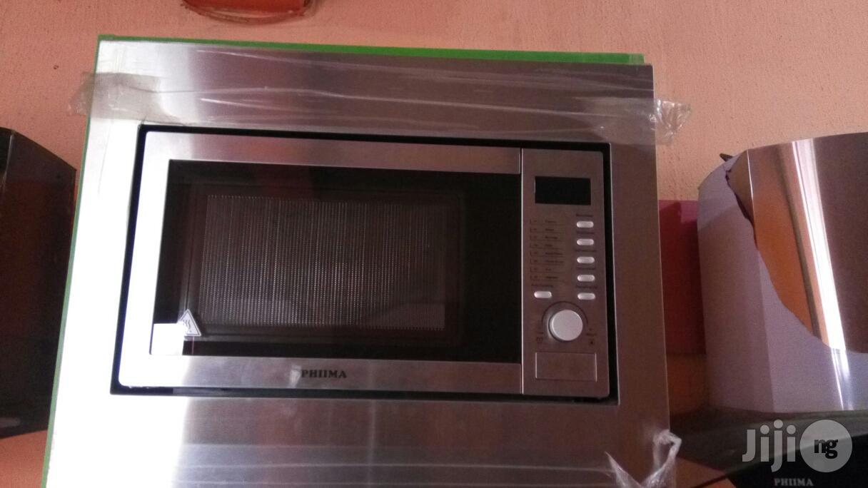 Phiima Built in Microwave