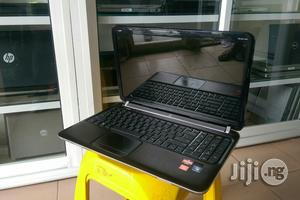 Laptop HP Pavilion Dv6 4GB AMD A8 320GB | Laptops & Computers for sale in Lagos State, Ikeja
