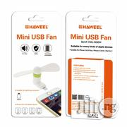 Haweel 3.5 Inch Mini Fan For iPhones   Accessories for Mobile Phones & Tablets for sale in Lagos State