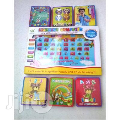 Educational Learning iPad for Children Plus - 6 in 1 Set
