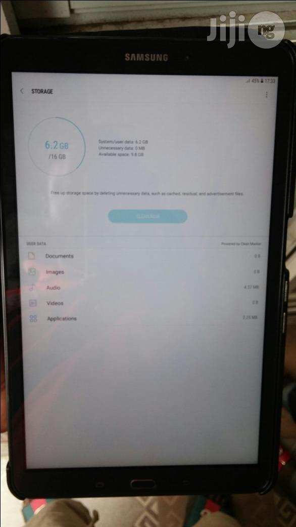 Samsung Galaxy Tab A 2016 For Sale   Tablets for sale in Ikeja, Lagos State, Nigeria