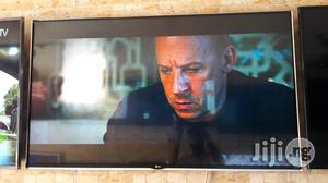 LG Smart Web'os Botherles TV 55 Inches | TV & DVD Equipment for sale in Lagos State, Ojo