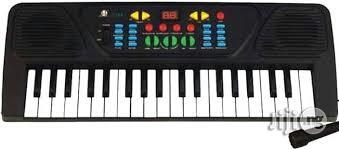Childrens Keyboard And Microphone Set