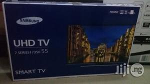 Samsung Smart Led Tv 55 Inches | TV & DVD Equipment for sale in Lagos State, Ojo