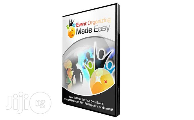 Archive: Event Organizing Made Easy Video Course