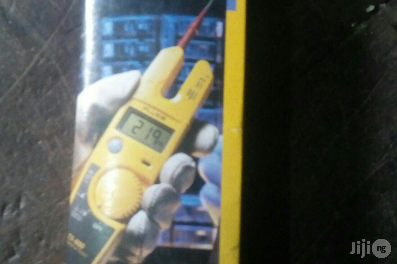 Fluke Electric Tester T5 _600