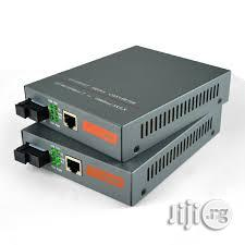 Simplex Fiber Media Converter SC   Networking Products for sale in Lagos State, Ikeja