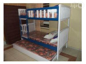 Trundle Bunk Bed for Kids | Children's Furniture for sale in Lagos State, Ikeja