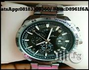 Casio Edifice Wrist Watch- Silver   Watches for sale in Lagos State