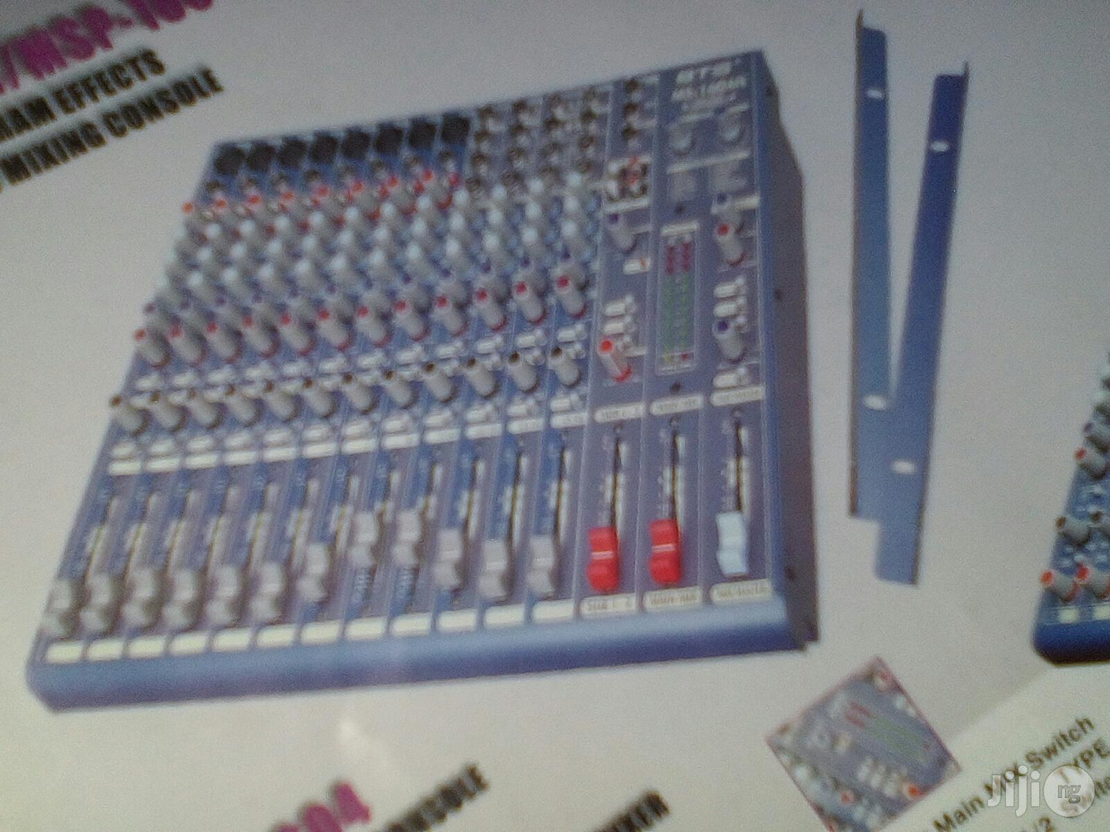 Archive: Twelve Channels Mixer
