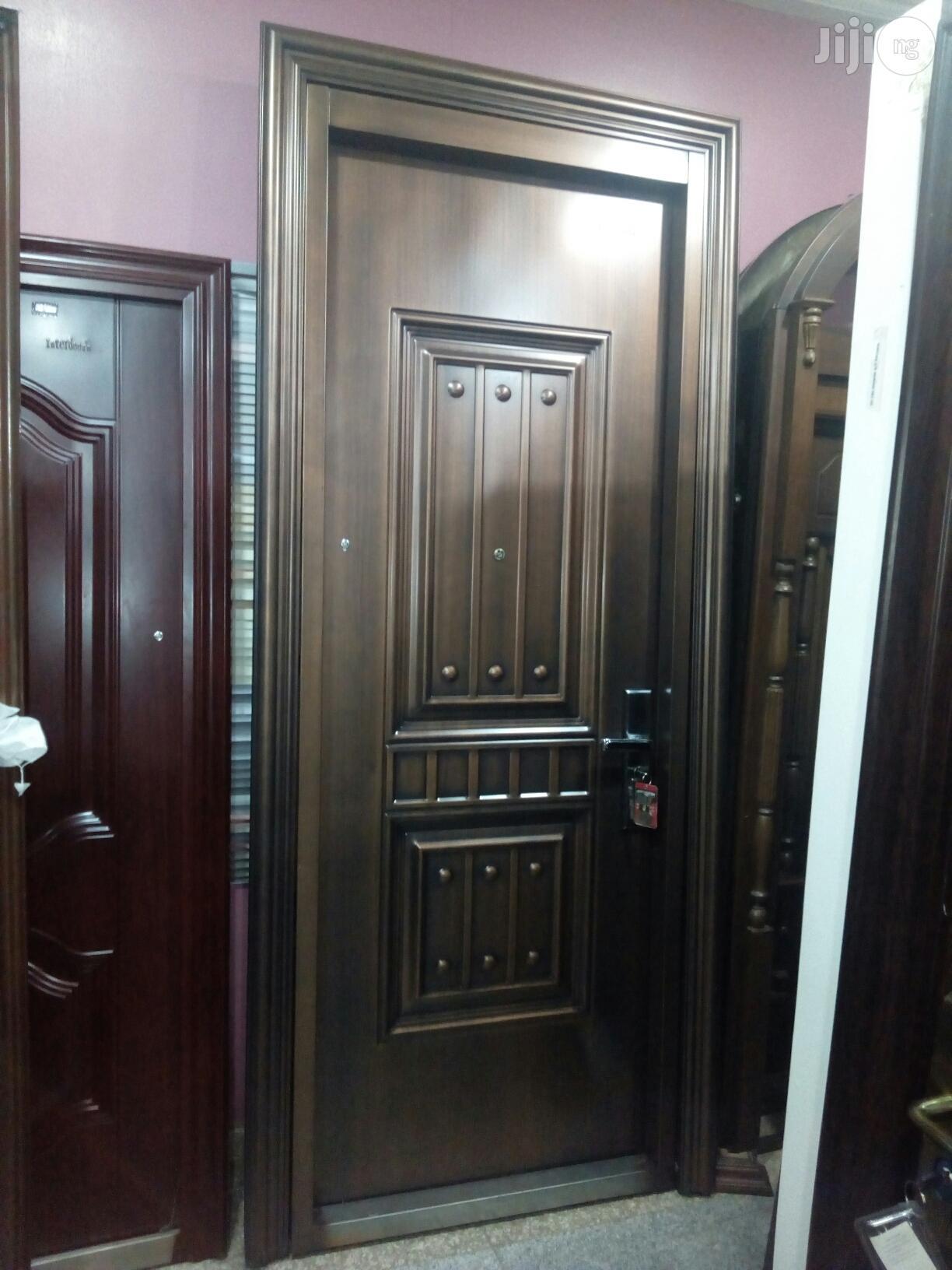 Archive: 8ft Security Turkey Door