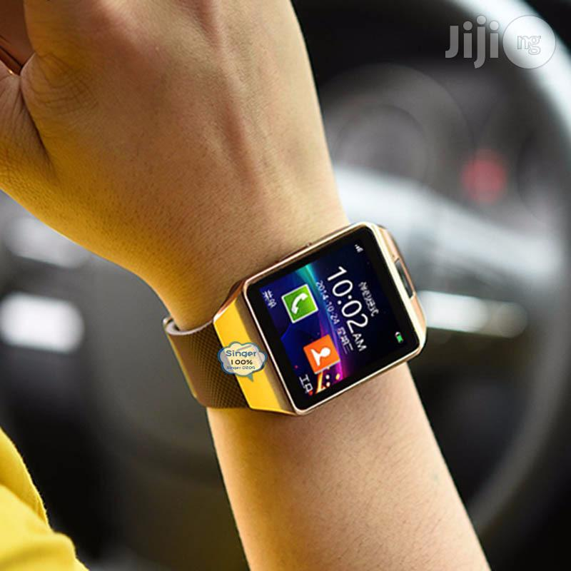 Bluetooth Smart Watch Phone Promo | Smart Watches & Trackers for sale in Akuku Toru, Rivers State, Nigeria