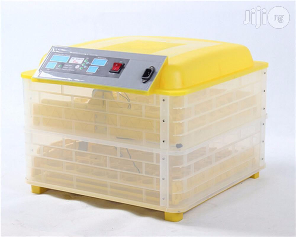112 Egg Capacity Incubator+ Inverter | Farm Machinery & Equipment for sale in Ojota, Lagos State, Nigeria