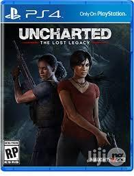 Uncharted The Lost Legacy Ps4 Playstation 4 | Video Games for sale in Lagos State, Ikeja