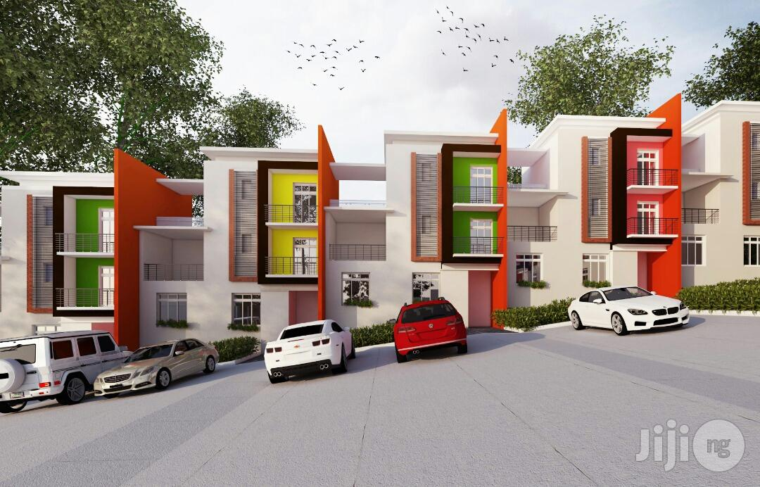 Archive: Lifecamp Luxurious 4 Bedroom Ensuite Terrace Duplex With Swimming Pool