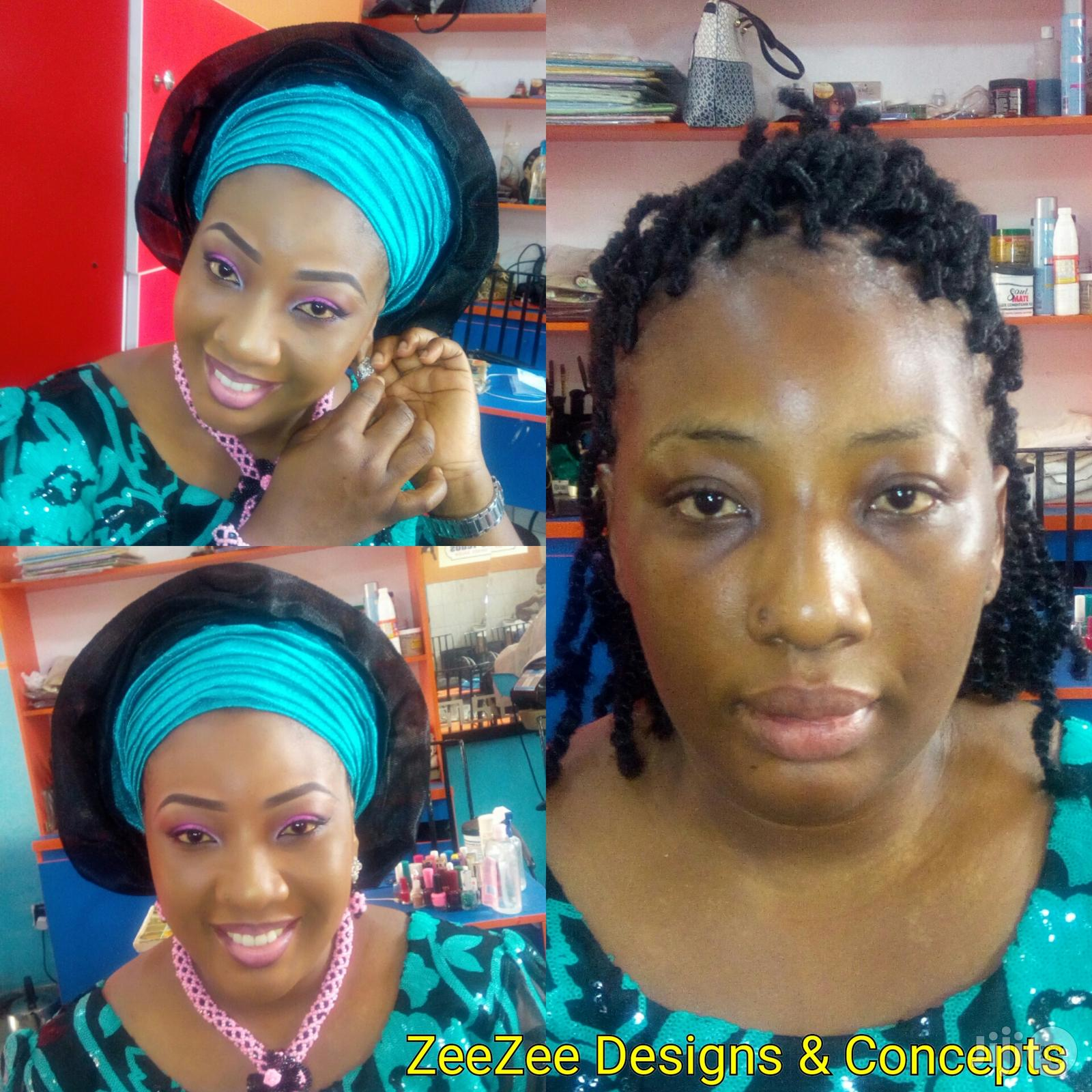 Archive: 2weeks Professional Makeup & Gele Training