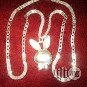 Pure ITALY 925 Sterling Silver Playboy Wit Blade and Basket | Jewelry for sale in Lagos State, Lagos Island