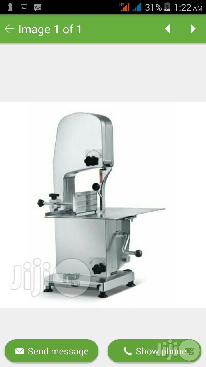 Bonesaw Machine Stand